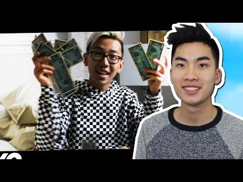 RICEGUM REACTS TO ROBLOX DISS TRACKS!!