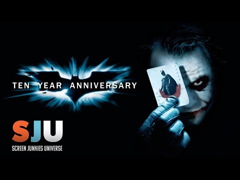 Remembering The Dark Knight 10 Years Later - SJU