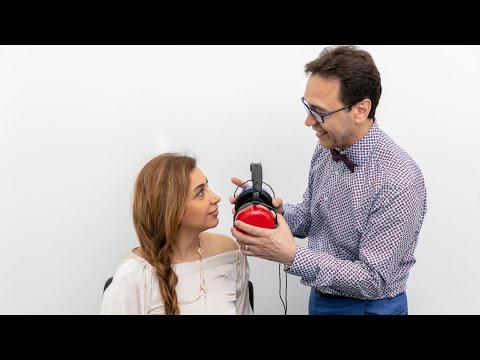 Ear And Hearing Test At Ear And Hearing Australia, Audiologists Melbourne