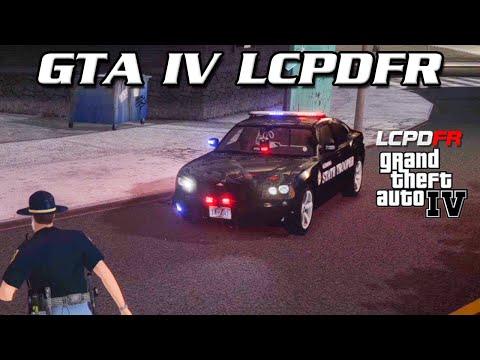 GTA IV LCPDFR MP - Nebraska State Patrol - Duty Calls