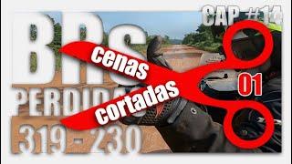 Cenas cortadas - BRs Perdidas CAP#14