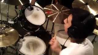 The Rolling Stones- Monkey Man Drum Cover