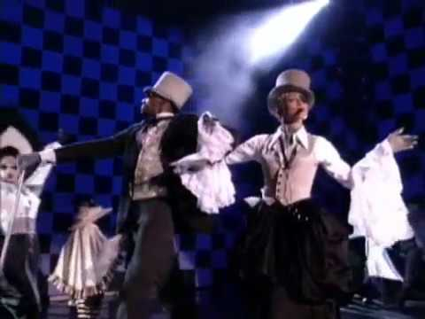 Madonna - Justify My Love [The Girlie Show]