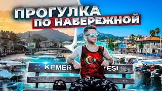 Турция 2021 Новые правила для въезда Погода в Кемере