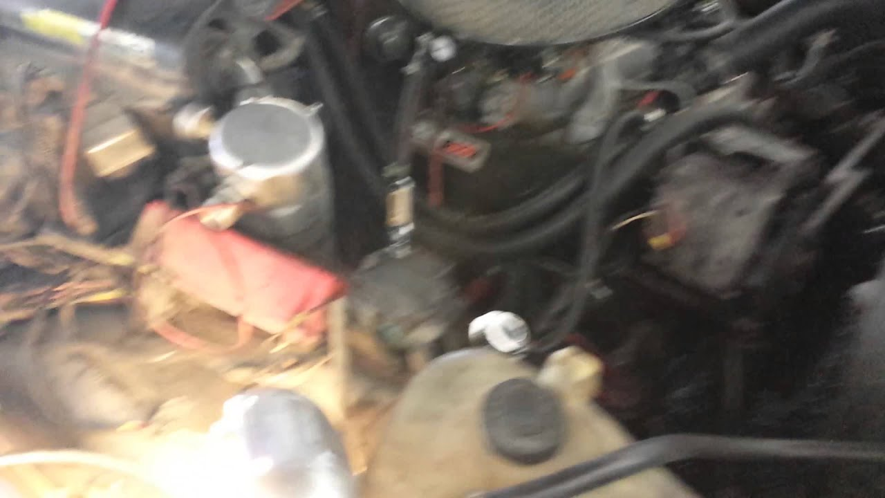 Changing out the chevy caprice heater core   YouTube