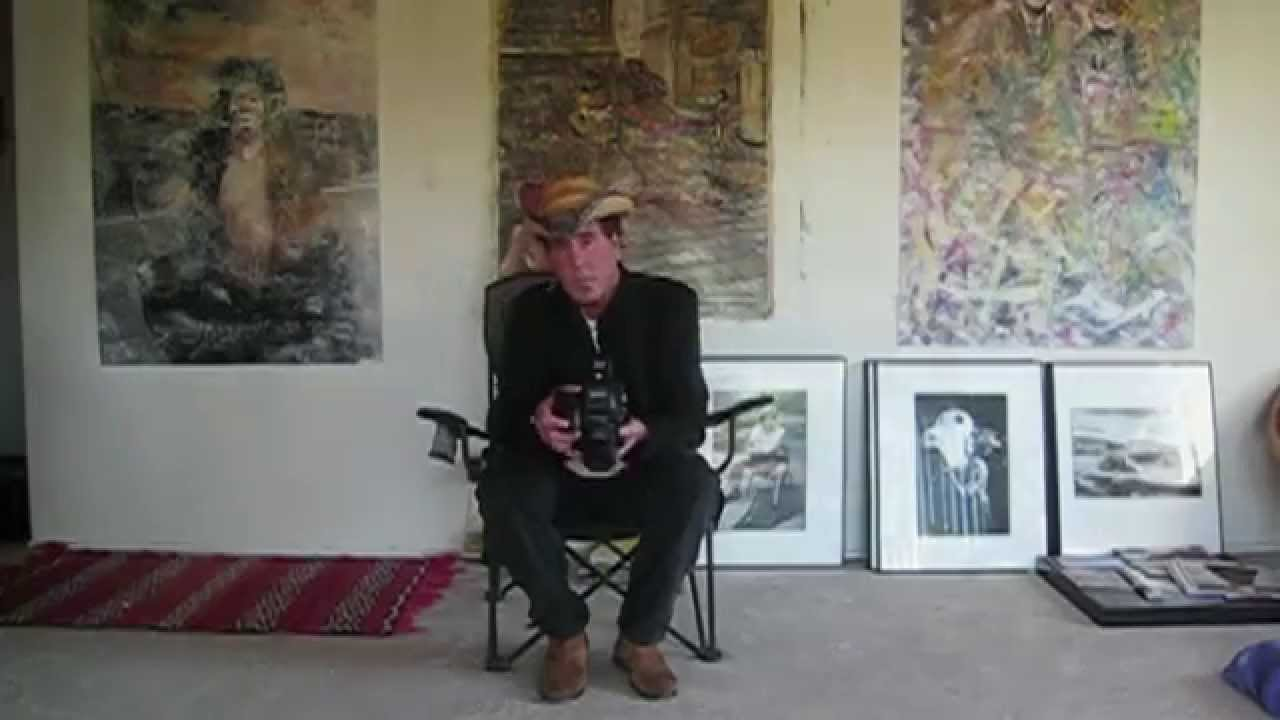 "Steve Gladstone ""Photo Planet"" TV Pilot Short"