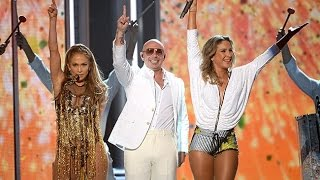 Baixar Pitbull ft. Jennifer Lopez & Claudia Leitte - We Are One (Ole Ola) Billboard Music Awards 2014