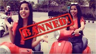 DHinchak pooja deleted her s facecam