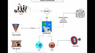 Microsoft Dynamics CRM Sales Process Management