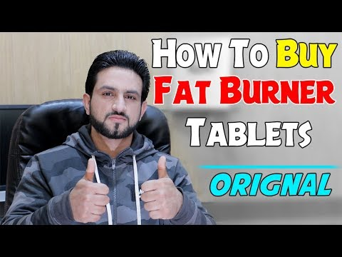 How To Buy Fat Burner Tablets