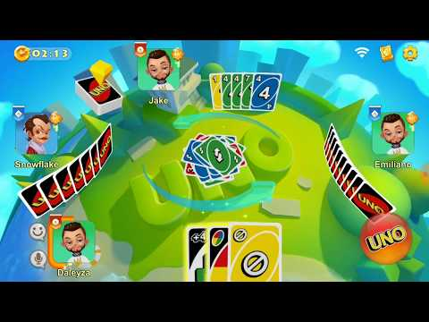 Original Uno Mobile Gameplay Android-iOS