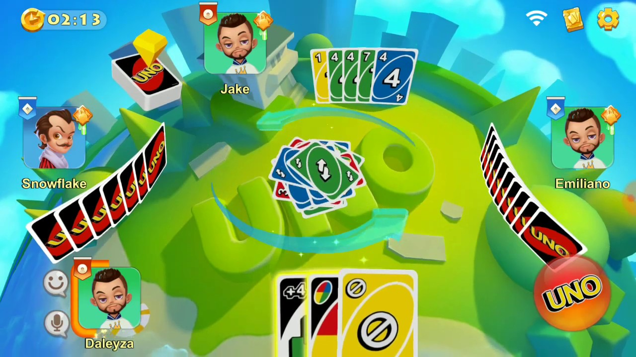Original Uno Mobile gameplay Android-iOS - YouTube
