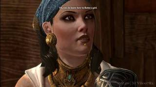 Dragon Age 2 - Isabela Final Love Scene