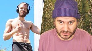 H3H3 Dropped From Sponsor... PewDiePie is Jacked, Keemstar, Leafy vs ImAlexx, Pokimane