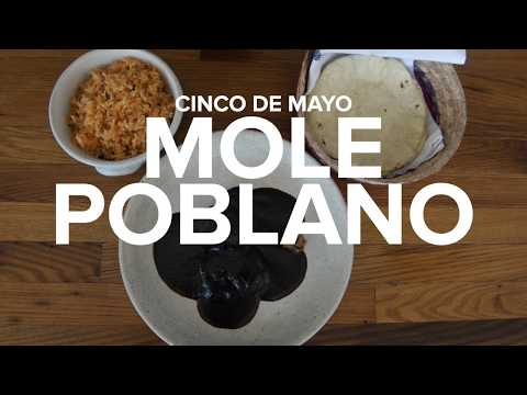 How to Make Traditional Mole Poblano for Cinco De Mayo