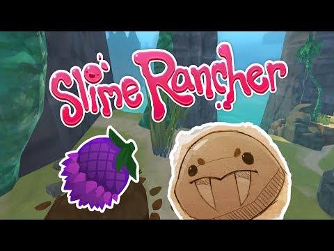 Treasure Pods and Saber Slimes! Slime Rancher Ogdens Update v1.1.0