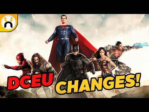 WB Ditching DCEU Shared Universe Strategy