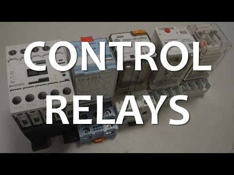 Control Relays (Full lecture) thumbnail