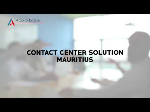 Contact Center Solutions Mauritius