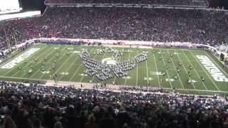 "Ohio State Halftime - ""Veterans Day Tribute"" - Saturday, November 8, 2014"