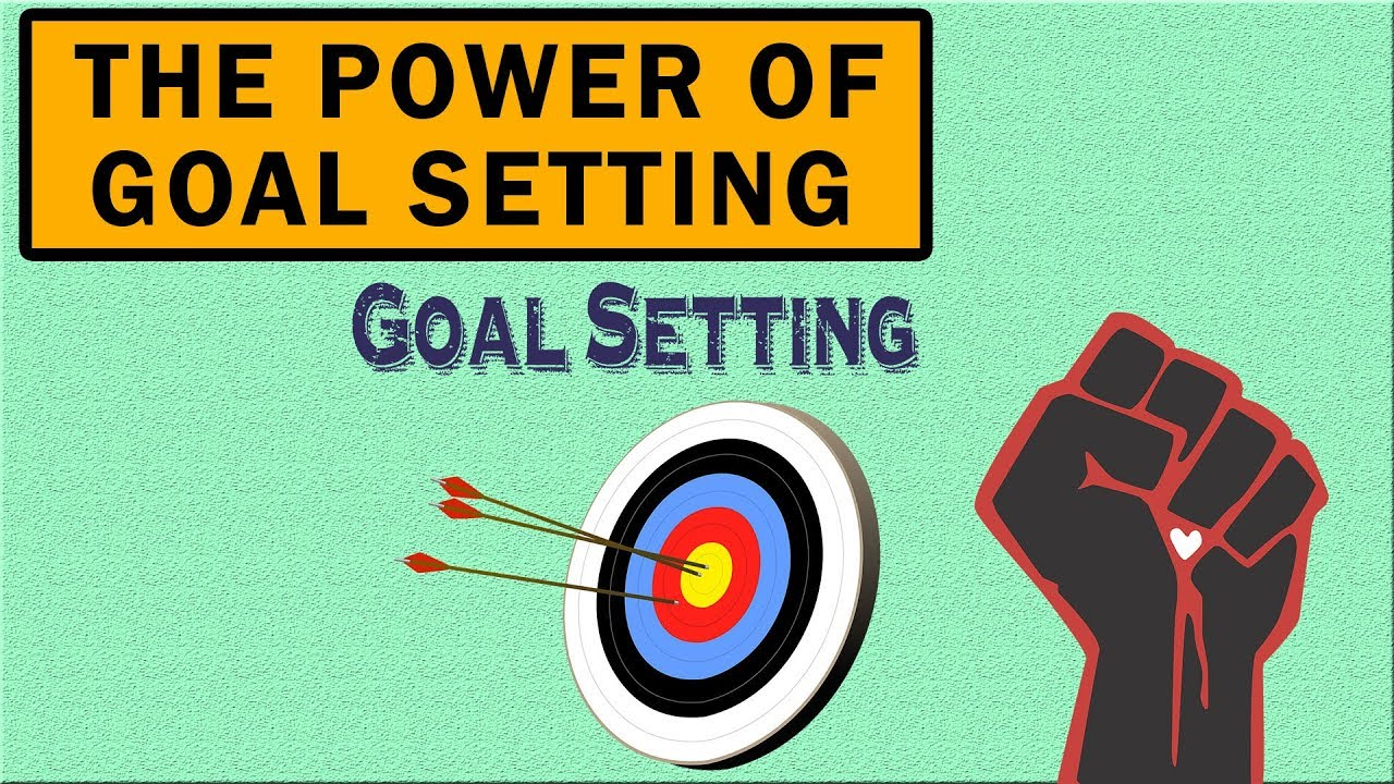 THE POWER OF GOAL SETTING | Why Goal Setting Works?