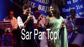 Sar Par Topi Lal by Anil Bajpai & Sampada Goswami