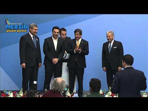 Başbakan Davutoğlu, Yunanistan...