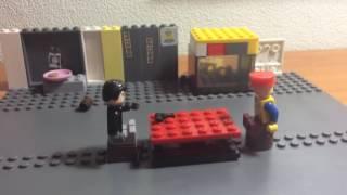 Жизнь или крекер Лего версия