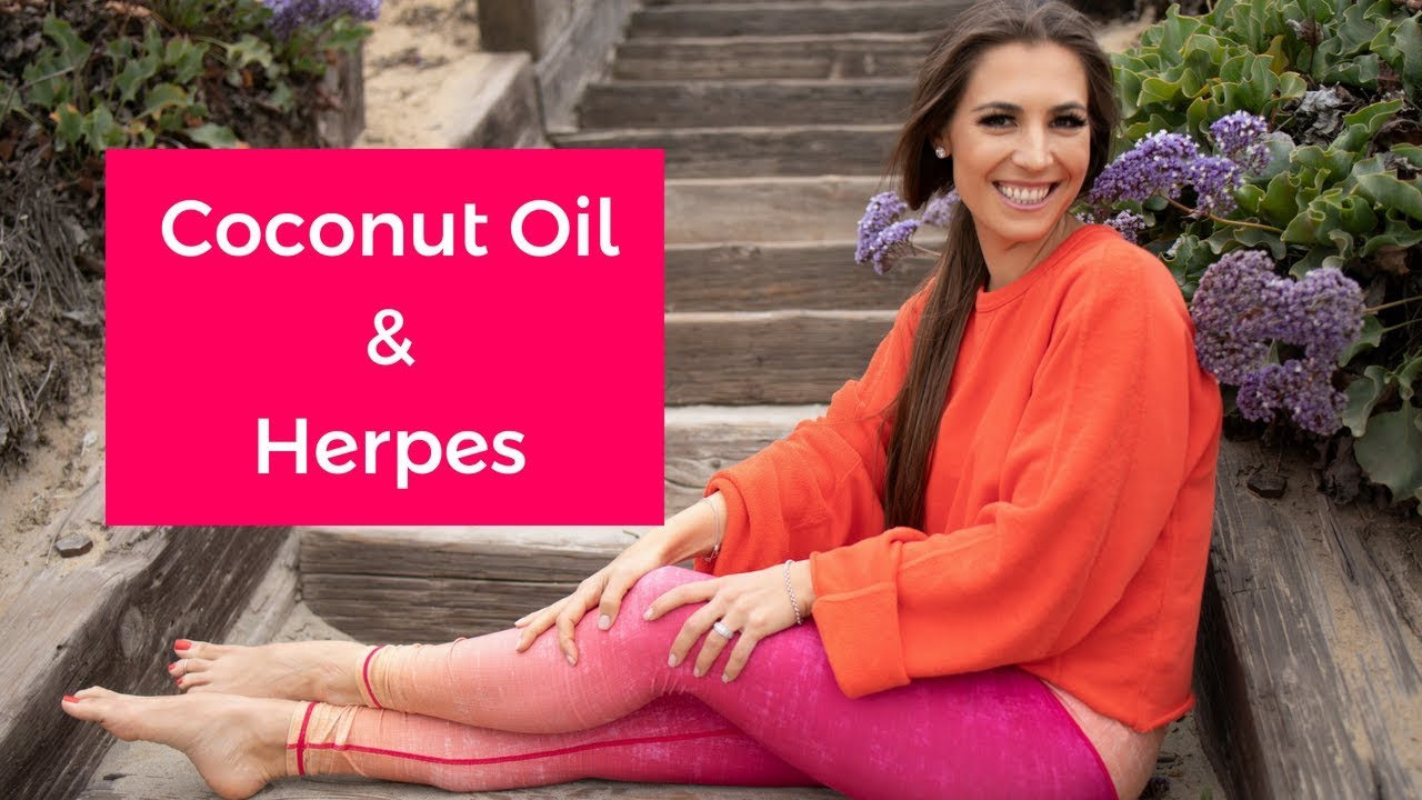 Coconut Oil and Herpes with Alexandra Harbushka - Life With Herpes -  Episode 093
