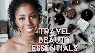 916ca6c5c9c9 Travel Essentials: Whats In My Makeup Bag? + Mini Reviews I Chelsey  Washington