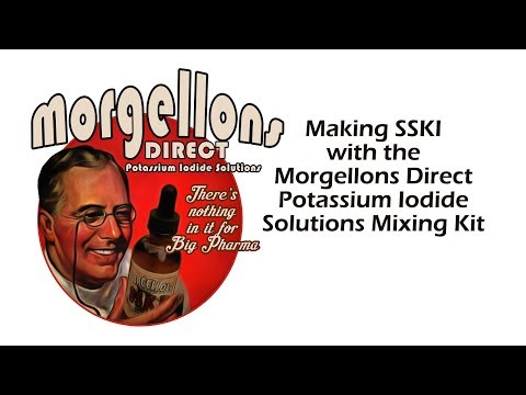 Morgellons Direct SSKI Mixing How To