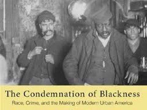 """The Condemnation of Blackness"" - Khalil Gibran Muhammad Book Talk, May 6 2015"