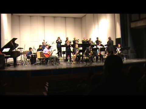 UMass Lowell Jazz Rock Big Band - Ya Gotta Try