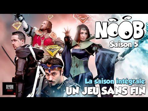 NOOB : Saison 5 intégrale - 2h07