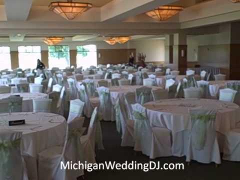 Lyon Oaks Video Tour Wixom Michigan Wedding Reception Youtube