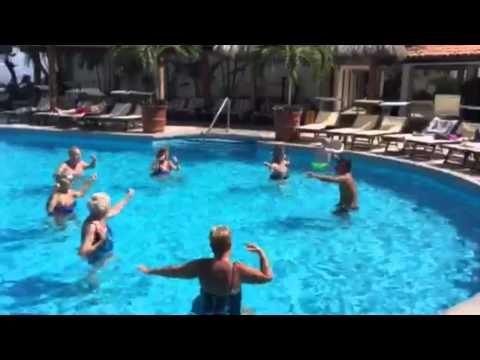 Water Aerobics - Costa Sur Resort & Spa Puerto Vallarta