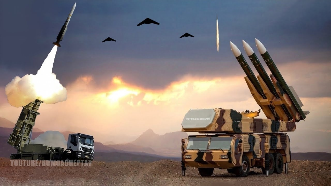 Iran's military capability 2019 Part 2: 10 Minutes Before - O poderio militar do Irã 2019