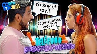 Whisper Challenge | Corte Y Queda VS Team Badabun