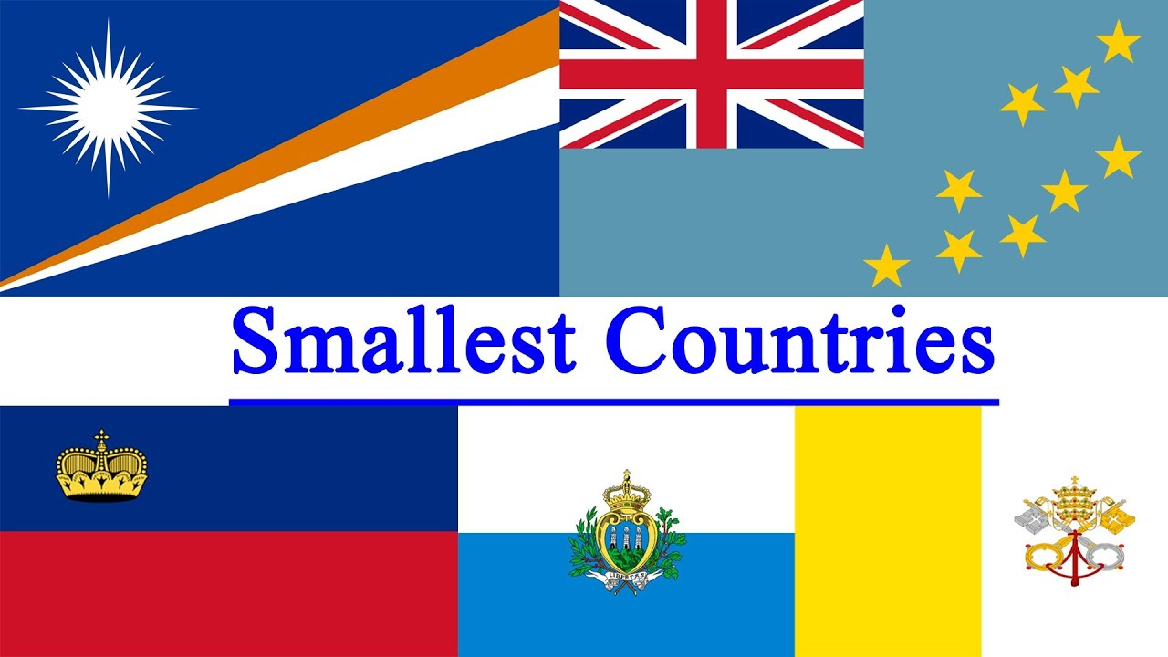 the smallest country in the world - 480×360