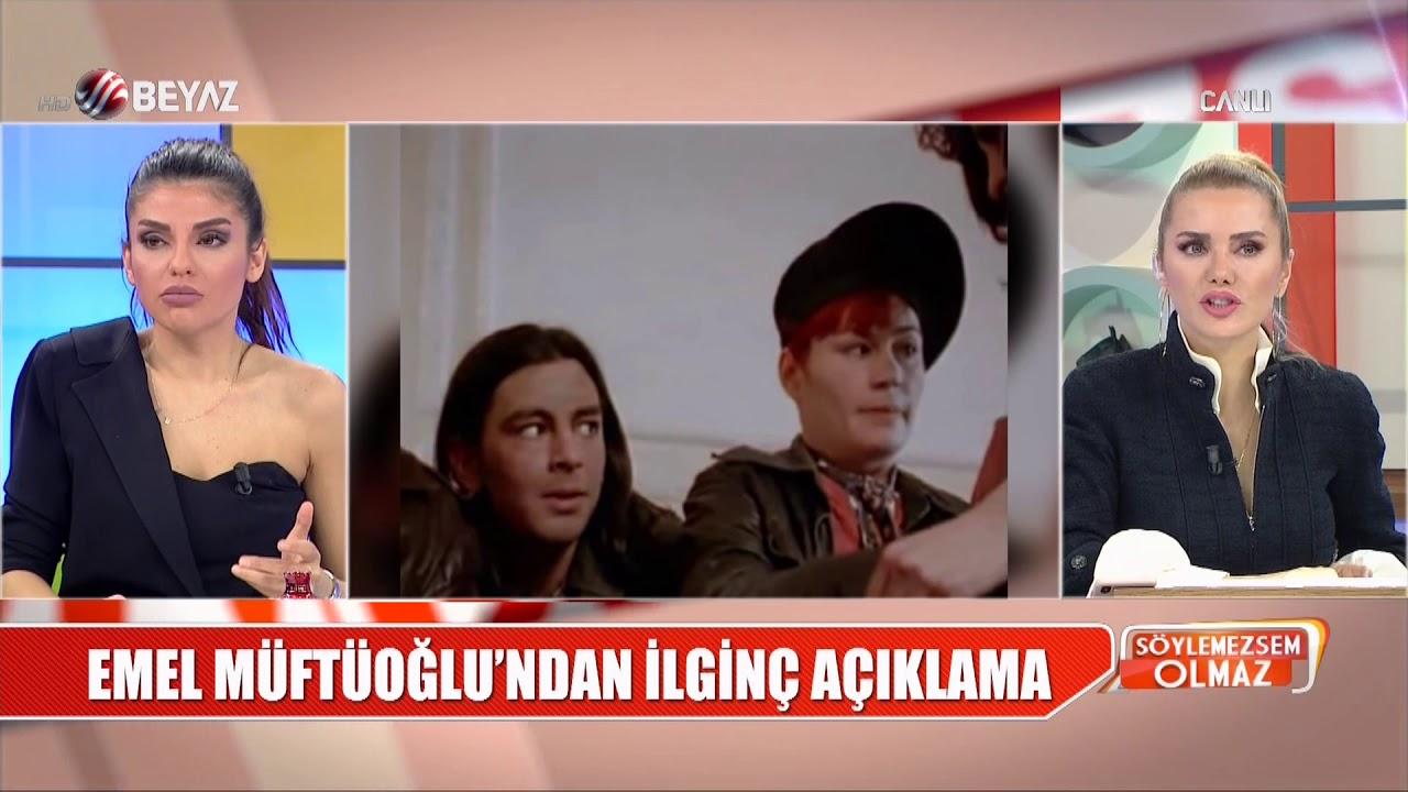 Emel Müftüoğlu'ndan ''Eşcinsellik'' açıklaması