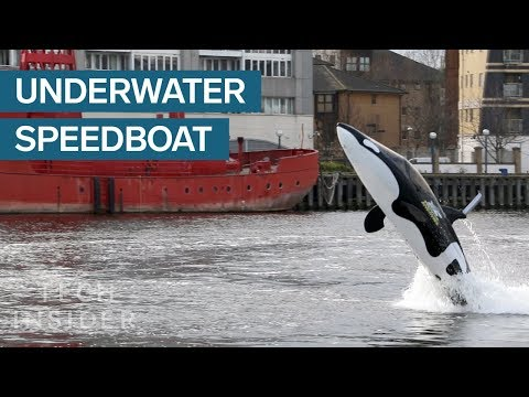 We Tried Killer Whale Jet-Ski Submarines Which Can Reach 70mph