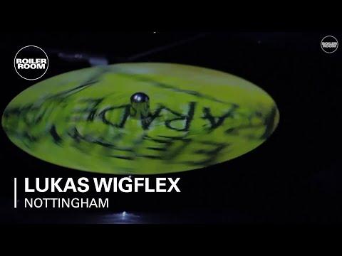 Lukas Wigflex Boiler Room Nottingham DJ Set