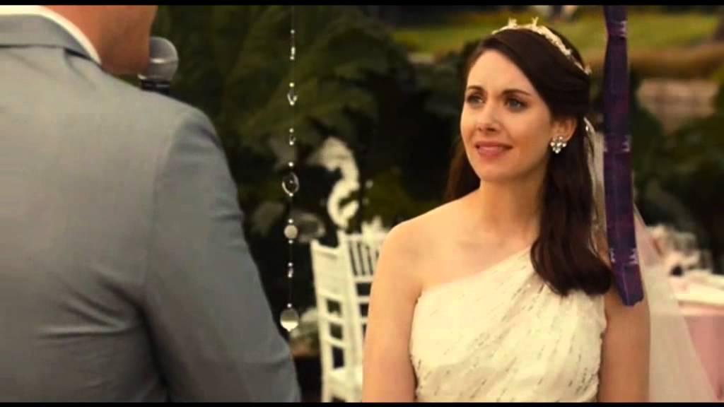 The Five Year Engagement Wedding Scene