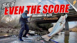 EVENING THE SCORE - Tennessee River Bassmaster Elite Day 1&2 - Unfinished Family Business Ep. 9 (4K)