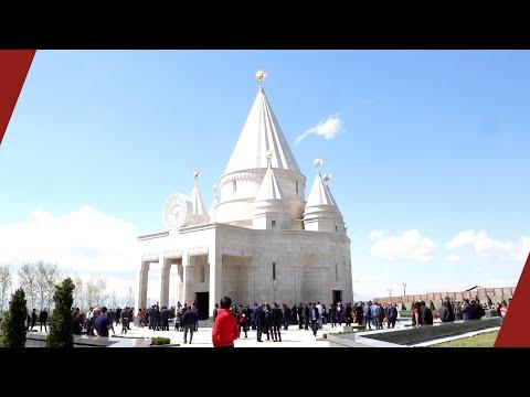 Yezidi Community in Armenia Celebrates New Year