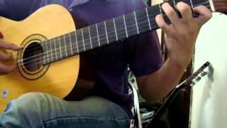 (Trịnh Công Sơn) Quỳnh hương - Guitar solo