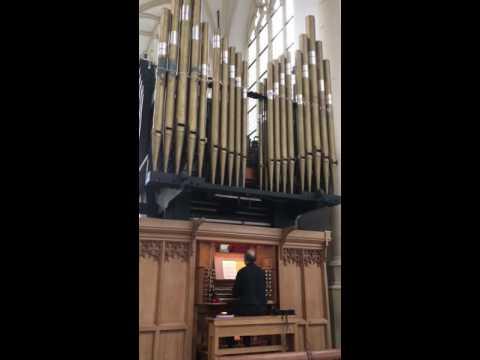 Father Willis Organ Hooglandse Kerk - Hendrik Andriessen part 3