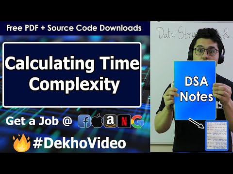How to Calculate Time Complexity of an Algorithm + Solved Questions (With Notes)