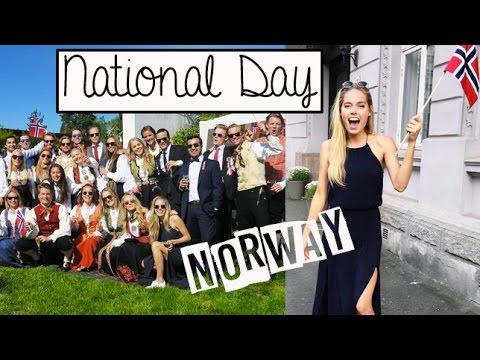 Norwegians Celebrating National Day 17.Mai | Cornelia