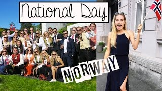 Norwegians Celebrating National Day 17.Mai | Cornelia
